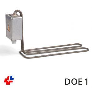 Dompelelement RVS Ø8,5mm 230V