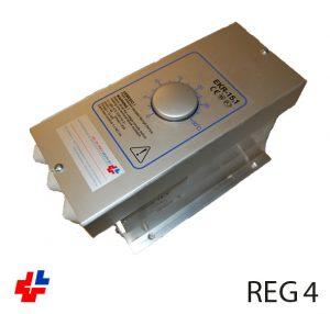 Digitale vermogens regelaar type EKR