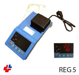 Digitale PID vermogens regelaar 230V met opnemer